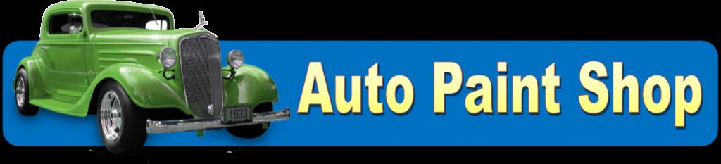 auto paint shop